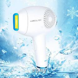 Professional Permanent IPL LASER Hair Removal Machine Painless Epilator Ice-coEA