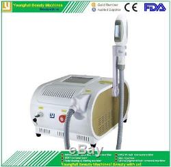 Professional Skincare OPT SHR IPL Therapy Elight Machine Permanent Hair Removal