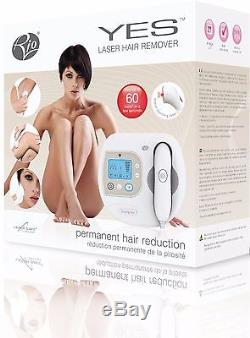 Rio YES LAHC6 Salon Laser Hair Removal for Legs, Face, Arms Rio YES Scanning 60x