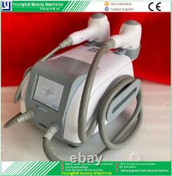 SHR 808nm diode laser hair removal machine with ICE cooling hammer