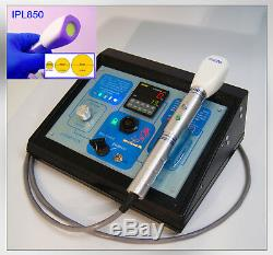 Salon Permanent Hair Removal System Beauty Skin Care Treatment Machine+Accessory