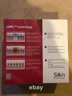Silk'n Infinity Beautiful Technology Hair Removal- Brand New Sealed