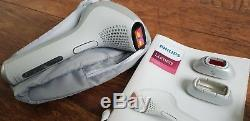 TOP CONDITION Philips Lumea Precision SC2007/00 IPL Hair Removal Body & Face