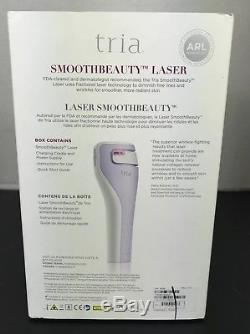 TRIA-Smooth-Beauty-Laser-Lilac/White-Open Box $495+