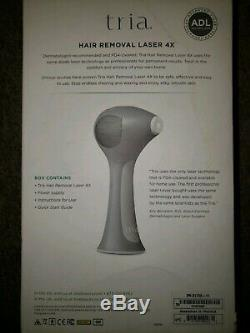 Tria Beauty 4X Laser Hair Removal Graphite