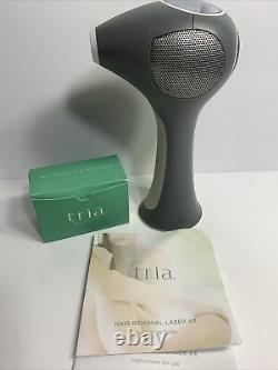 Tria Beauty 4X Laser Hair Removal Graphite (Hardly Use)