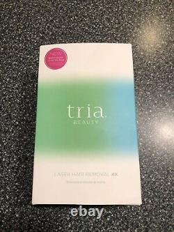 Tria Beauty 4X Laser Hair Removal Laser for Women Pink