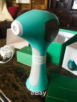 Tria Beauty Hair Removal Laser 4X Teal Green EXCELLENT CONDITION