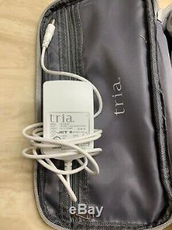 Tria Beauty Permanent Laser Hair Removal 4x Model LHR 4.0 Purple with Calming Gel