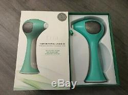 Tria Hair Removal Laser 4x Cordless Diode Skincare Body Face Beauty Green Skin