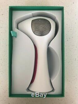 Tria Hair Removal Laser 4x. Never Used. White-fuchsia