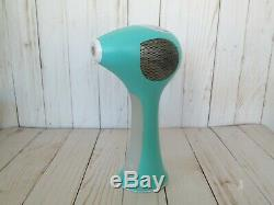 Unused Tria Beauty 4X Laser Hair Removal Turquoise Color